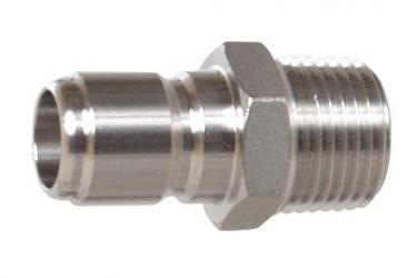 MPT Stainless Steel Male Quick Disconnect