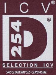ICV D254 Dry Wine Yeast - (80 g)