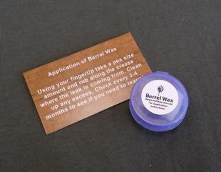 Barrel Wax (Small)