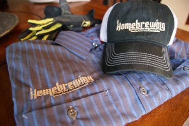 Homebrew Apparel Pack (Hat & Shirt)