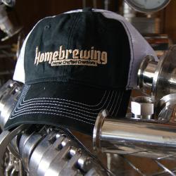 Homebrew Mesh Back Cap