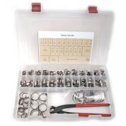 Deluxe Oetiker Clamp Tool Kit