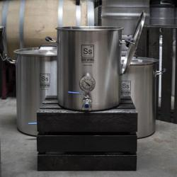 Ss Brew Kettle 15 Gallon by Ss Brewing Technologies