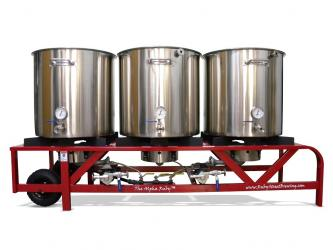 Alpha Ruby Street 1 Barrel Brewing System (Propane)
